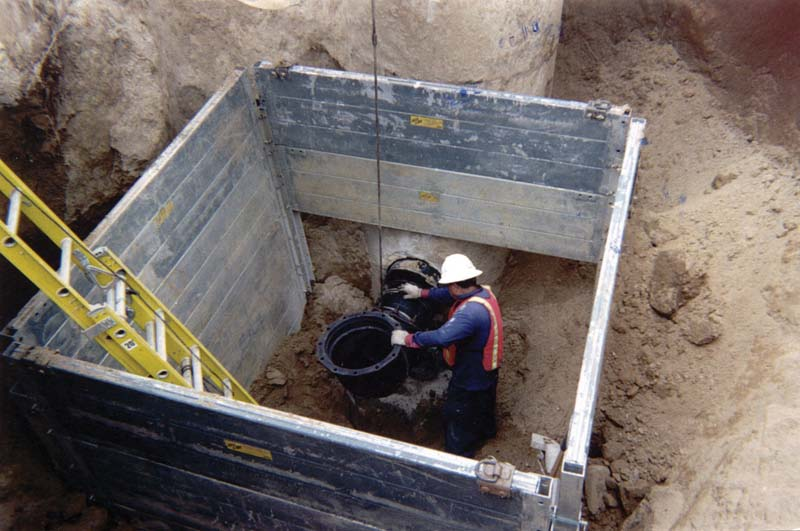 Build A Box Bmg Shoring S Build A Box Trench Safety