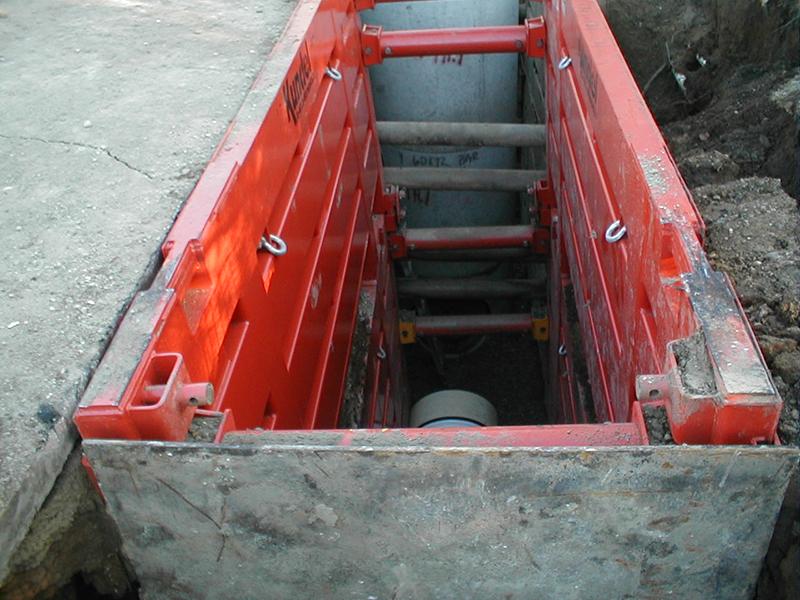Manhole Shields